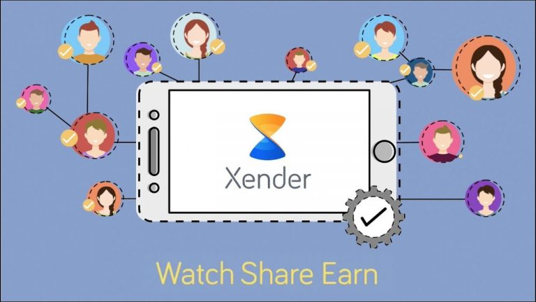 Earn money with xender